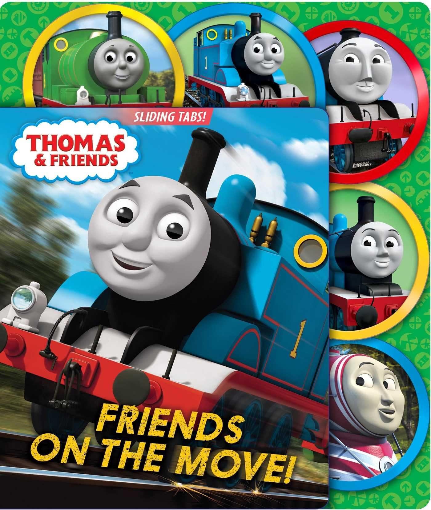 Studio Fun International Thomas & Friends: Friends on the Move!
