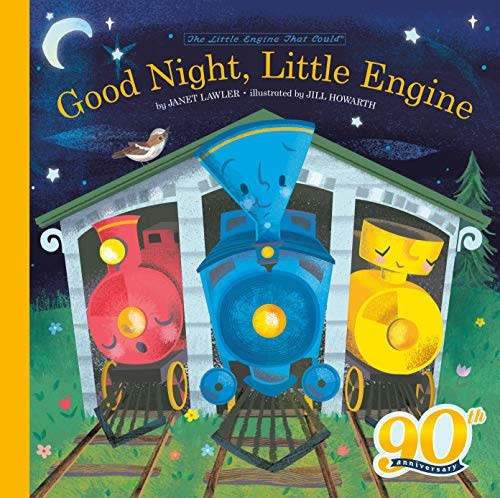 Good Night, Little Engine