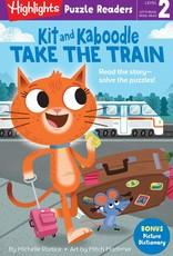 Kit & Kaboodle Take the Train