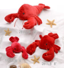 "Unipak Designs Corp 8"" Flopsie Lobster - Plush"