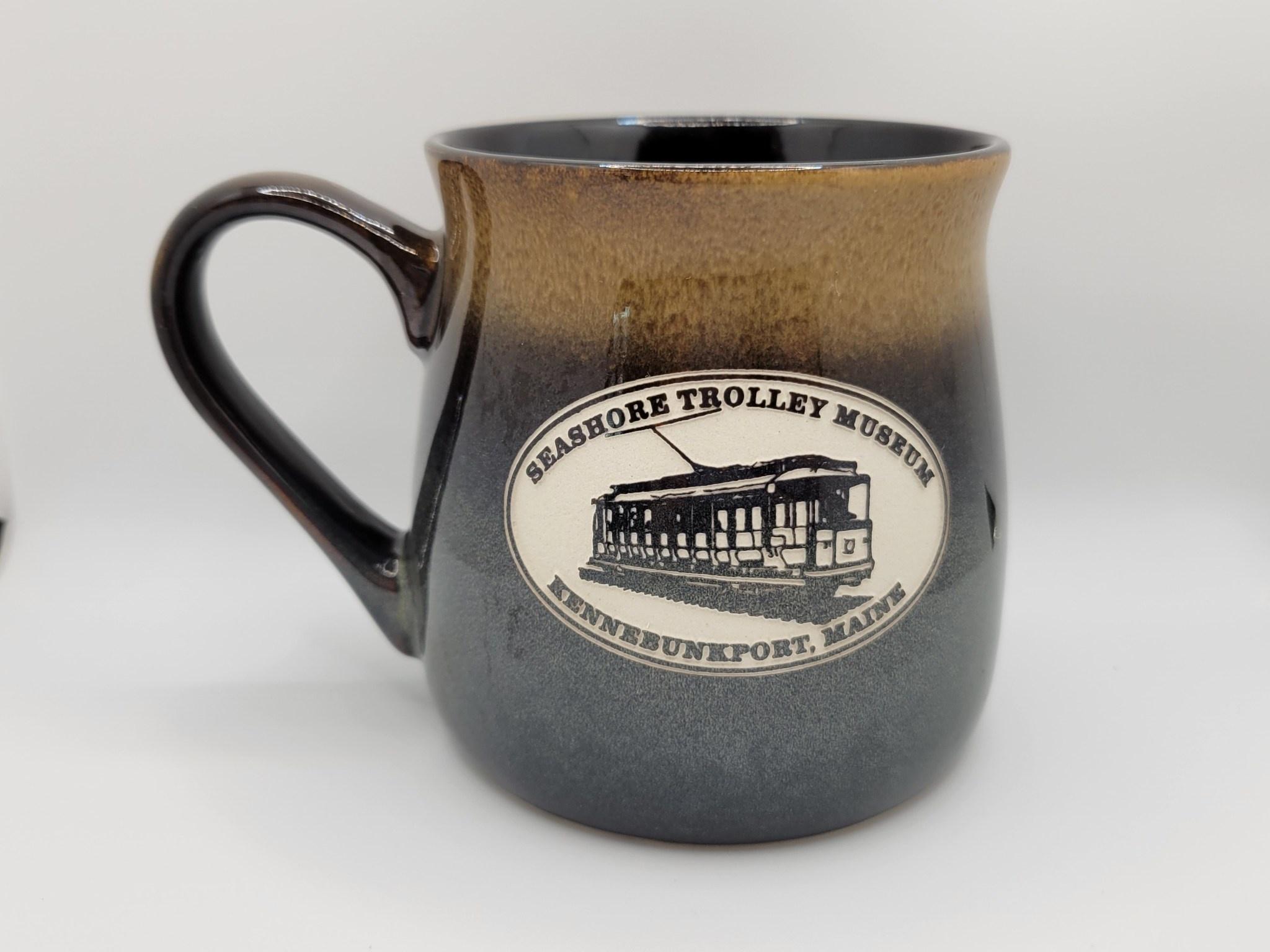 American Crystal Custom STM 16 oz. Pottery Mug