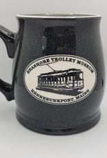 American Crystal Tankard Mug Charcoal Grey
