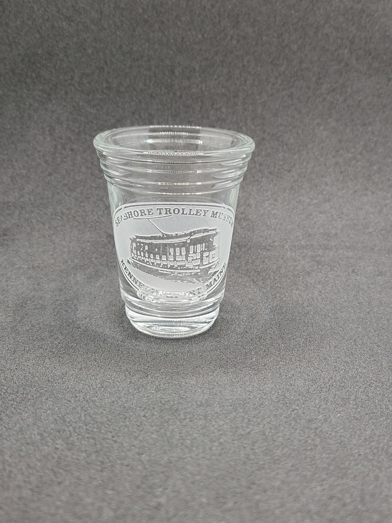 American Crystal STM Crystal 2 oz. Party Cup Shot Glass