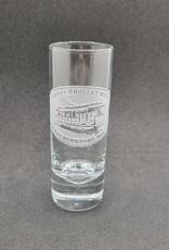 American Crystal STM Crystal 2.5 oz Cordial Shot Glass
