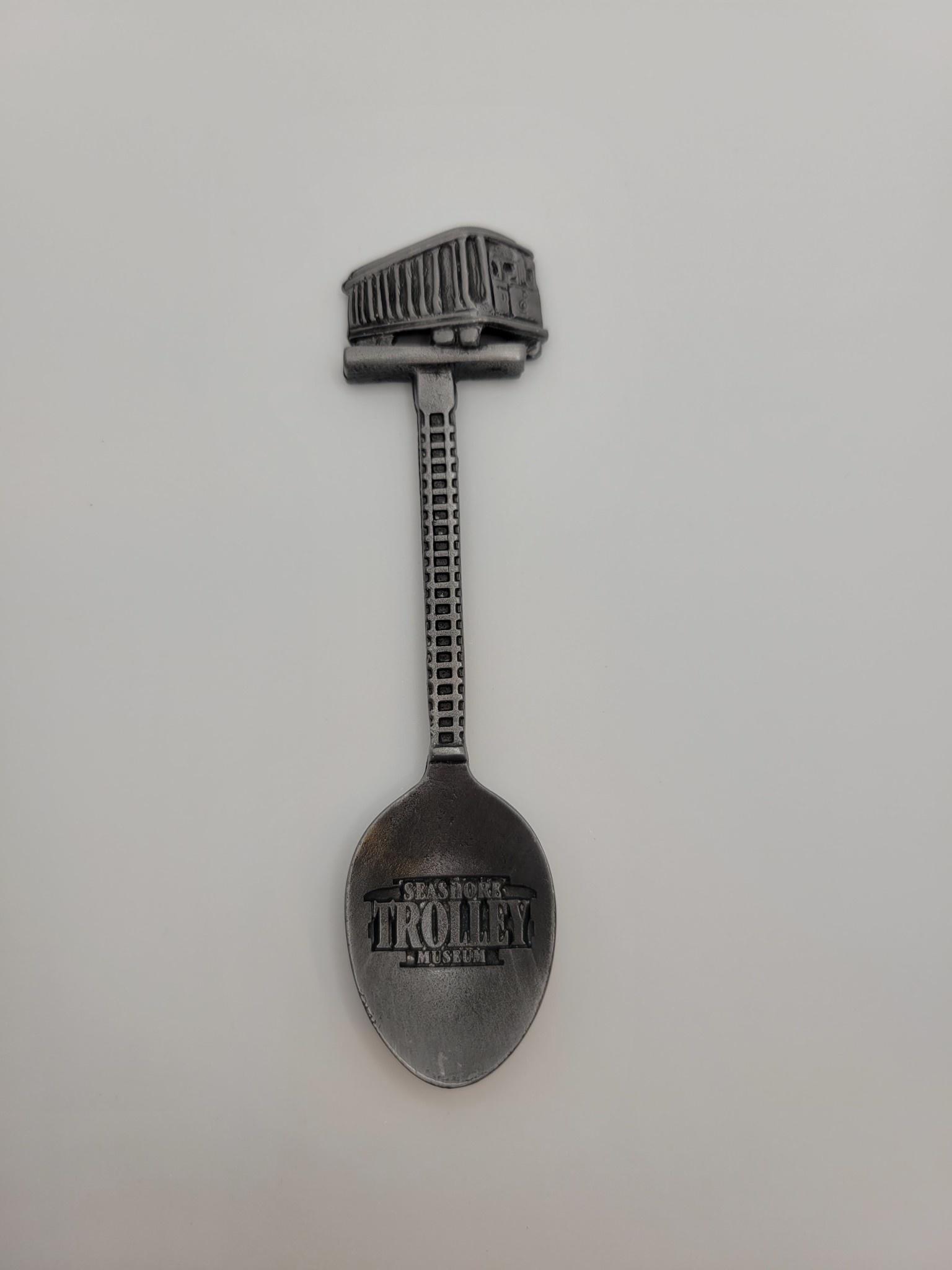 STM Pewter Spoon