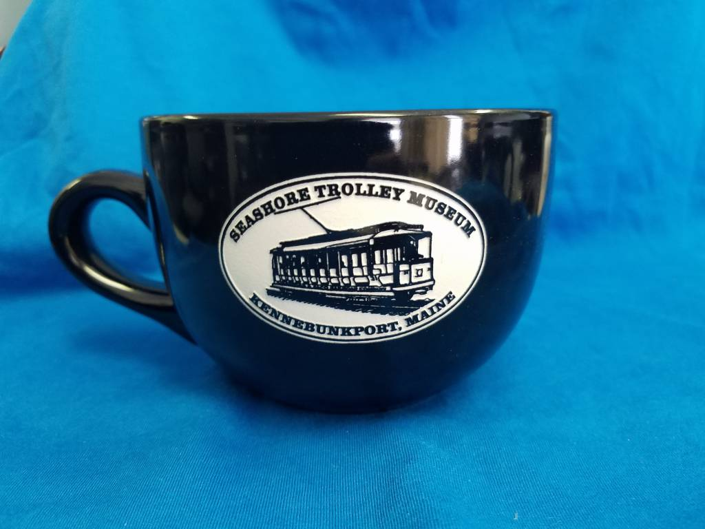 American Crystal STM 24oz. Chowder Mug Black