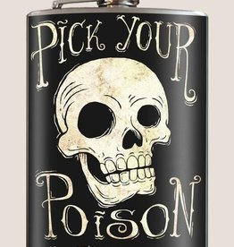 Pick Your Poison Flask