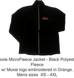 Moxie Black Fleece Ladies