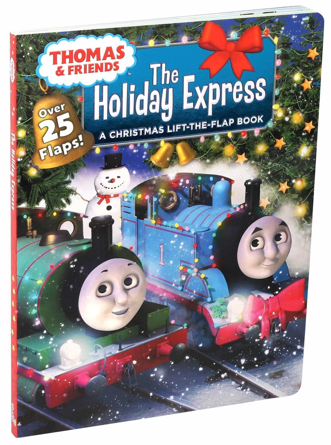 Simon Spotlight Thomas & Friends: The Holiday Express
