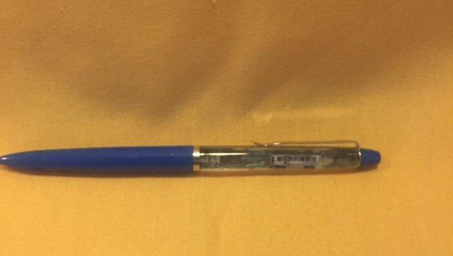STM Custom Floating Pen