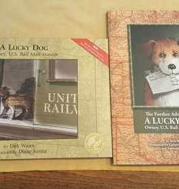 Lucky Dog Book Set
