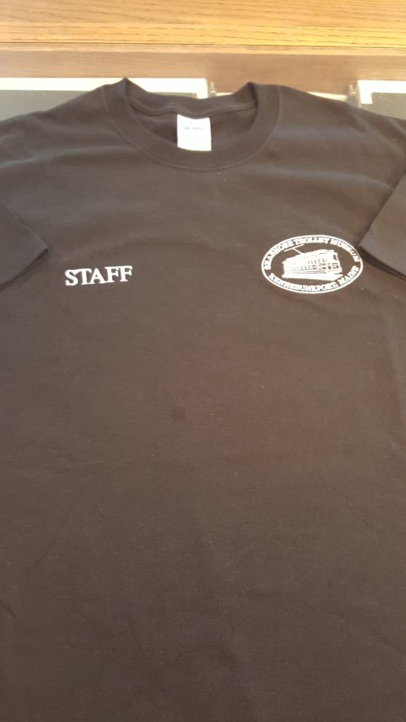 """STM """"Staff"""" T-Shirt XXL"""