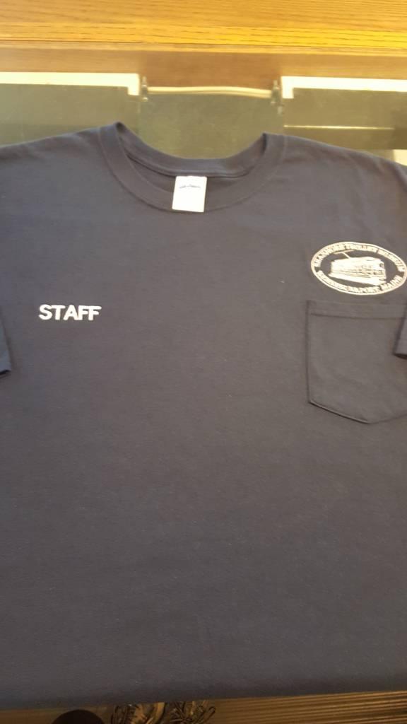 Volunteer T-Shirt S - XL (Custom Available)