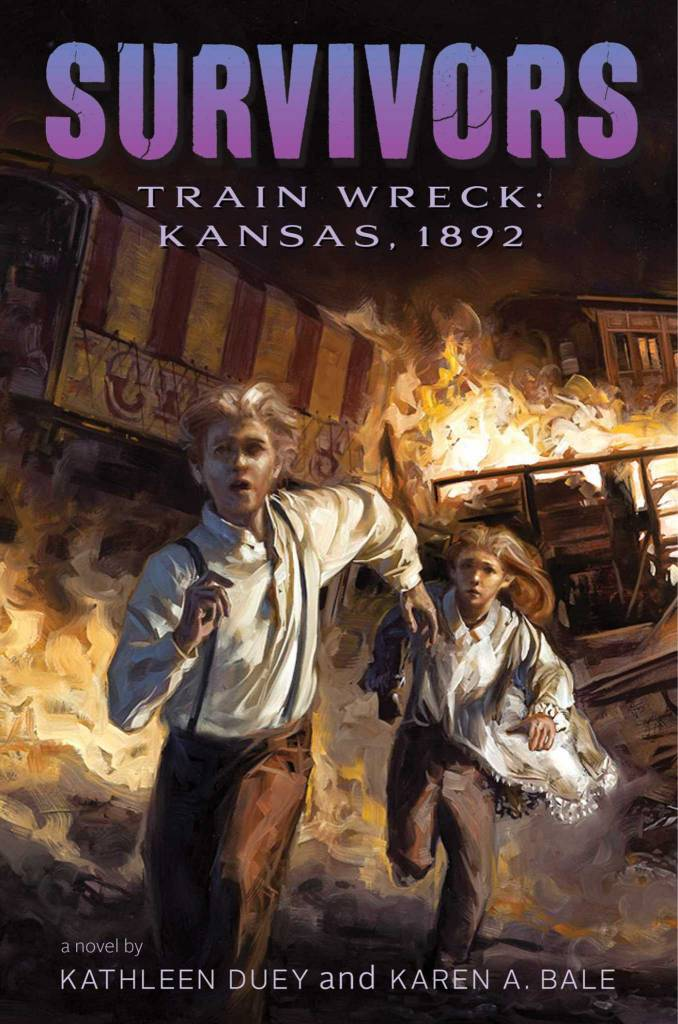 Train Wreck Kansas, 1892 (Survivors Series) Ages 8-12