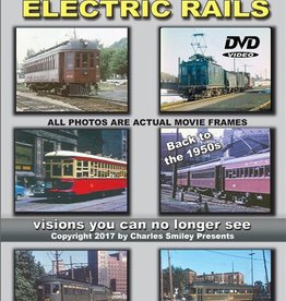 Canadian Electric Rails 1950's  $10.00 OFF SOLD AT COST