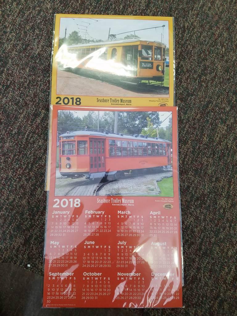 Museum Store Products 2021 Custom Calendar Car 639, 5821, 2, 31