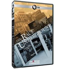 The Race Underground DVD (American Experience PBS)