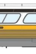 Rapido HO MBTA 6069 Deluxe