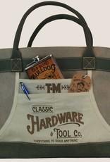 Trixie & Milo Classic Hardware & Tool Co. Tote