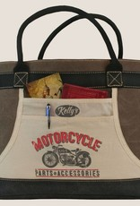 Motorcycle Parts & Accessories Tote