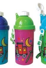 Pop-up Water Bottle Choo-Choo