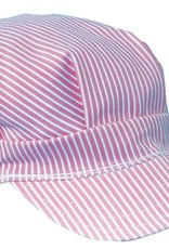 Engineer Hat Pink Adult Large Adjustable