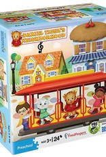 Daniel Tiger's Puzzle (School or Trolley)