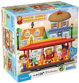 Daniel Tiger's Puzzle (2 Options)
