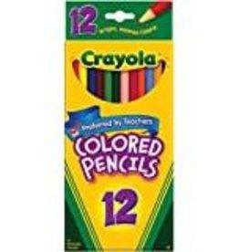 Crayola Crayola 12 Colored Pencils