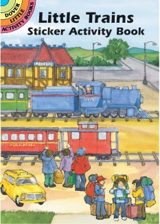 Little Activity Books