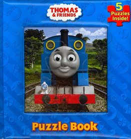 Thomas & Friends Puzzle Books