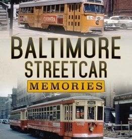 Baltimore Streetcar Memories *SIGNED