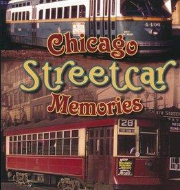 America Through Time Chicago Streetcar Memories *SIGNED