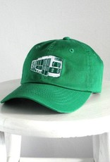 Kids MBTA Green Line Baseball Hat