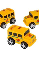 Bump & Go School Bus