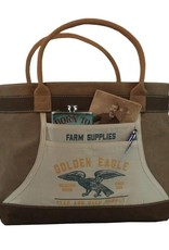 Golden Eagle Farm Supplies Tote