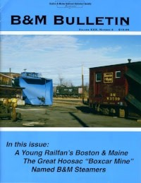 B & M Bulletin 2018 Vol XXX, Number 4