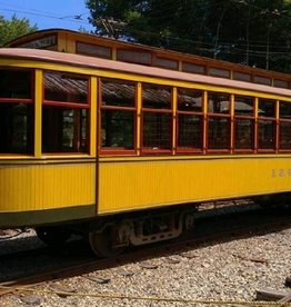 Lantern Press Custom Coaster Car 1267