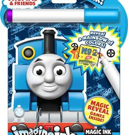 Thomas Imagine Ink Magic Ink Pictures