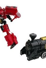 King Railway Train Robots:  King of the Railways