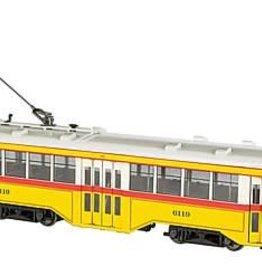 "Bachmann ""LS"" Peter Witt Street Car - Baltimore Transit Company 91701"