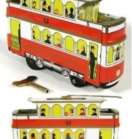 Hong Kong Tramcar Tin Toy 1904