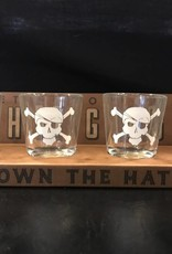 Pirates - Set of 4 Shot Glasses