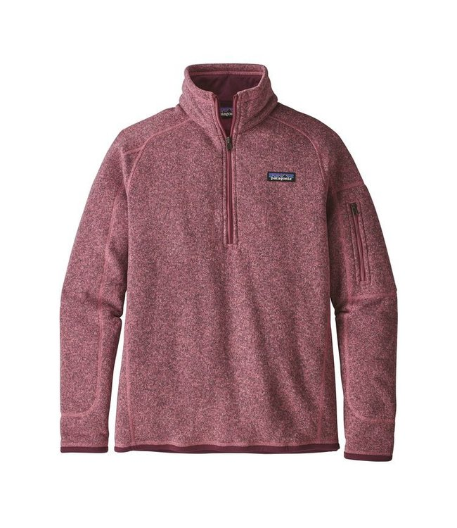 Patagonia W's Better Sweater 1/4 Zip Jacket