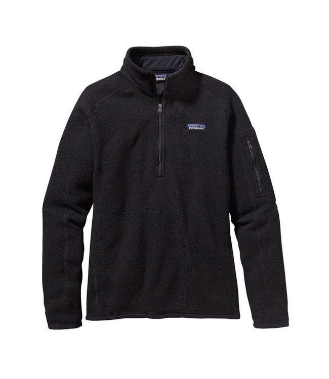 Patagonia W's Better Sweater 1/4 Zip Jacket