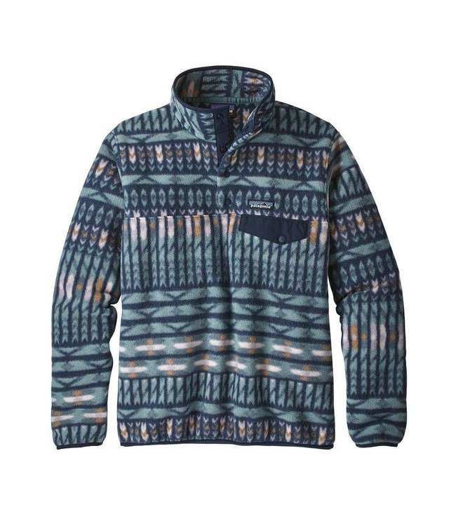 Patagonia W's LW Synch Snap-T Pullover