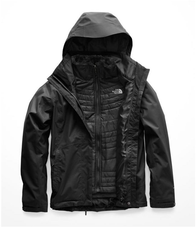 The North Face W's Mossbud Swirl Triclimate Jacket
