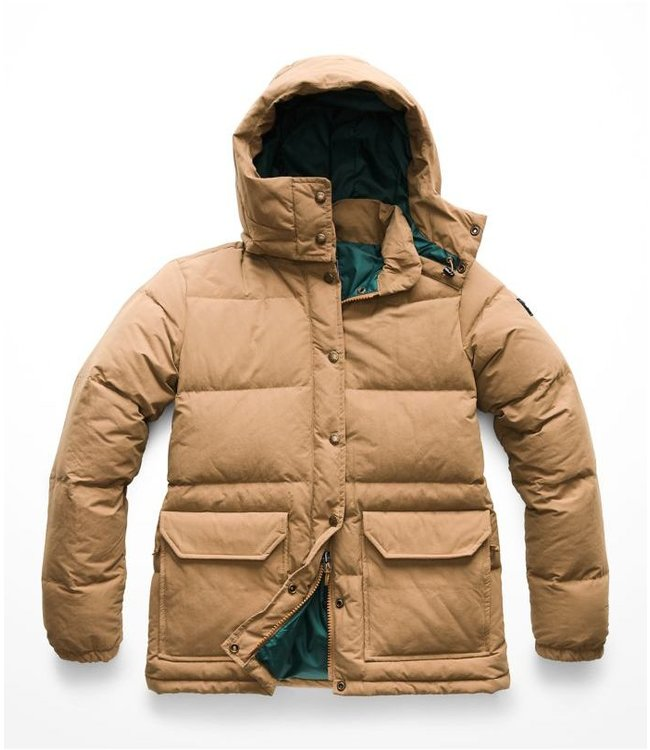 The North Face W's Down Sierra Jacket