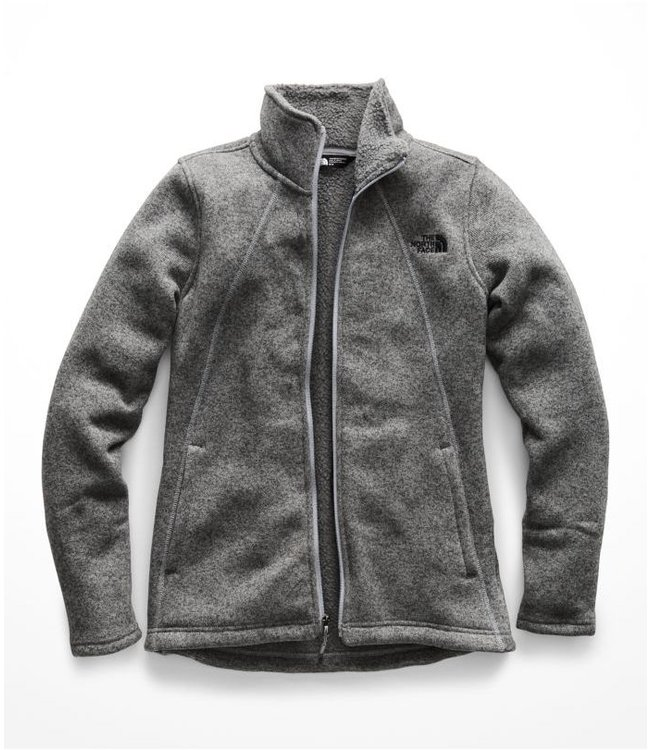 The North Face W's Cresent Full Zip