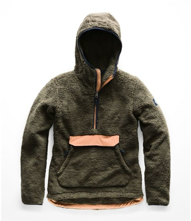 The North Face W's Campshire Pullover Hoodie